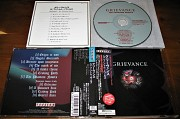 GRIEVANCE - The Phantom Novels / Japan CD / Black Melodic Death