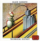 BLACK SABBATH - Technical Ecstasy / CD